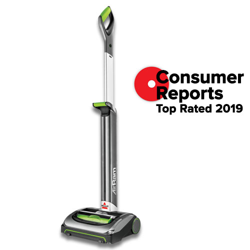 VACUUM CORDLESS AIR RAM SWEEPER 40 MINUTES OF BATTERY