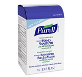 HAND SANITIZER PURELL ADVANCE WITH ALOE 1000 ML 8 PER CASE