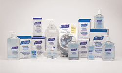 HAND SANITIZER PURELL E4 CLEAR NXT 2000 ML 4 PER CASE