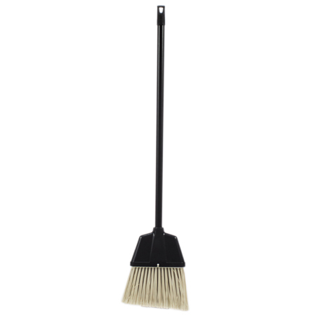 BROOM LOBBY PLASIC BLACK 38""