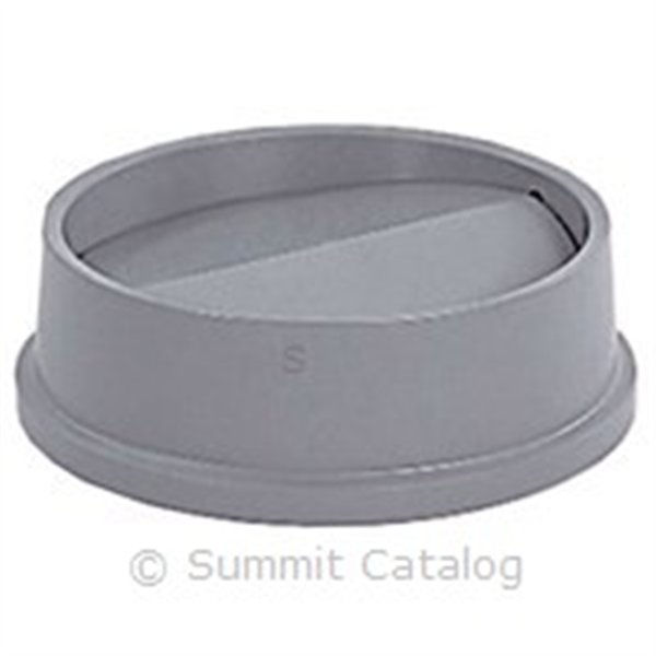 LID TRASH CAN GRAY UNTOUCHABLE FOR 2947 3546