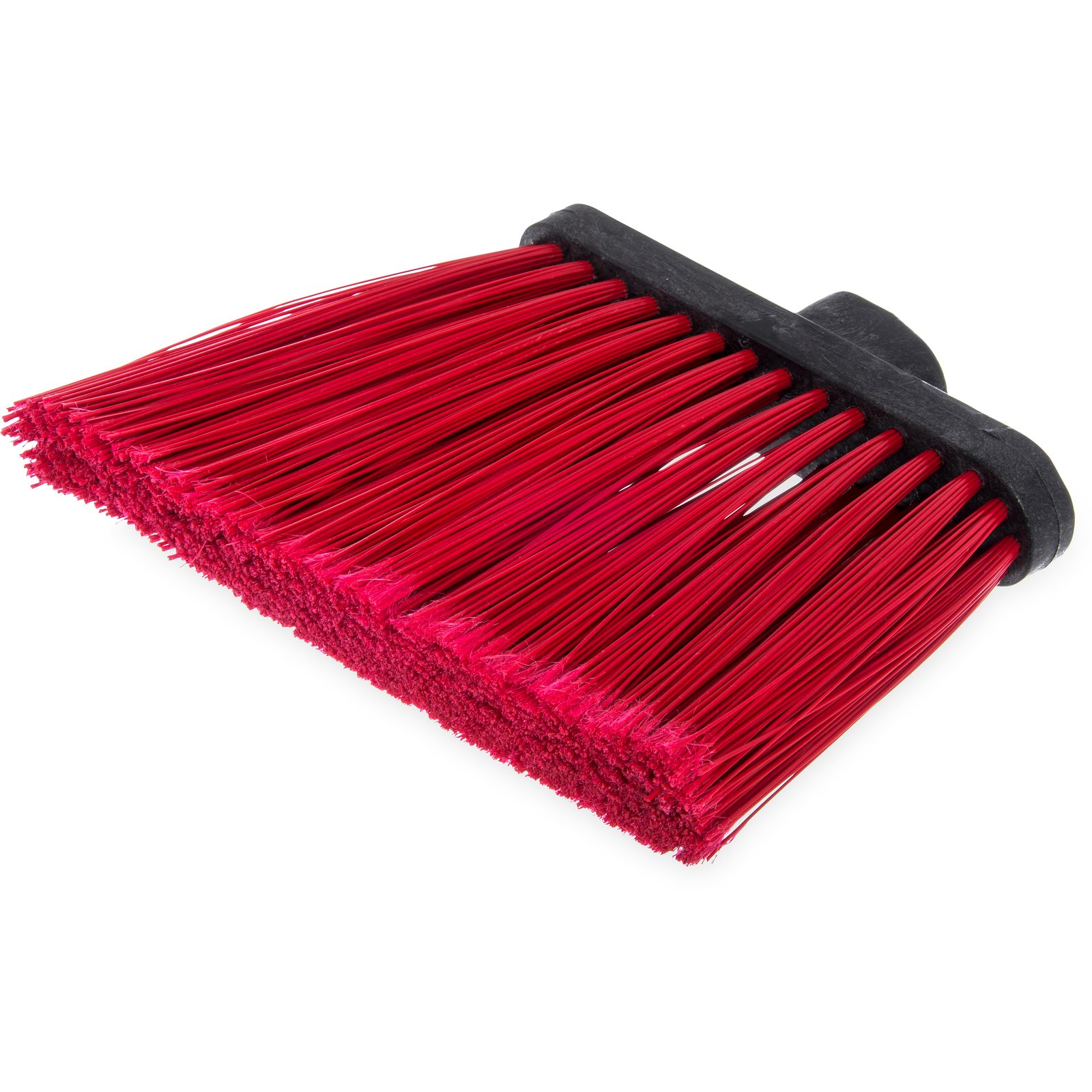 BROOM HEAD RED 12""