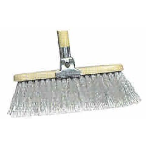 "BROOM 9"" COMPACT UPRIGHT  AVERAGE DUTY"