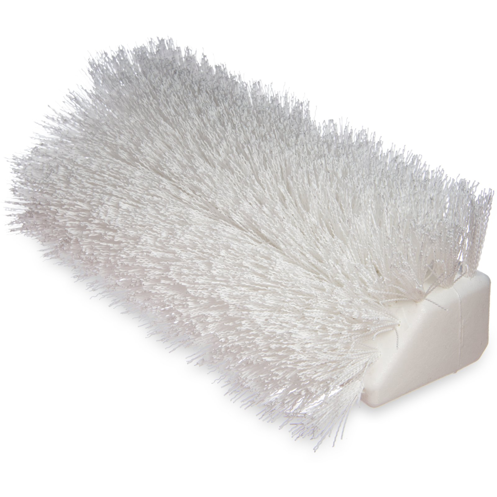 "BRUSH FLOOR 10"" SCRUB WHITE"