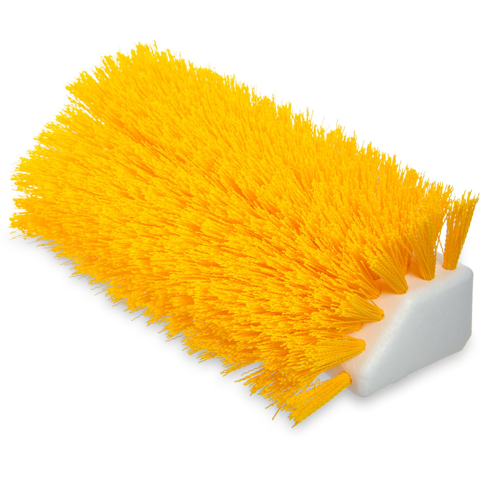 "BRUSH FLOOR 10"" SCRUB YELLOW"