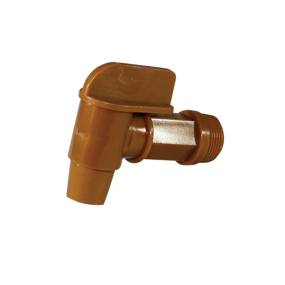 "DRUM SPIGOT FITS 3/4"" NATIONAL PIPE THREAD BRONZE PIPE THREAD"
