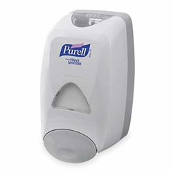 DISPENSER FMX HAND SOAP PURELL 1250 ML DOVE GRAY FMX-12 FITS