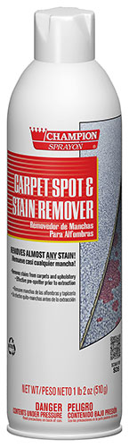 CARPET SPOT AND & STAIN REMOVER 18 OZ CAN (12 CANS PER