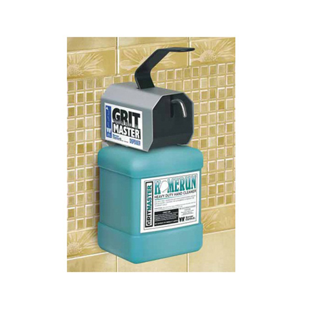 HAND SOAP GRITMASTER MAXI BLUE 4 1.25 GALLONS PER CASE