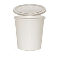 CONTAINER FOOD AND LID COMBO 32 OZ 250 PER CASE 192269453