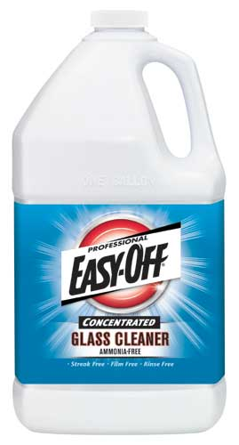 EASY OFF GLASS CLEANER AMMONIA FREE CONCENTRATE