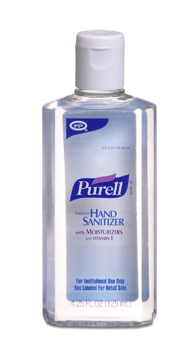 HAND SANITIZER PURELL  FLIP TOP 4.5 OZ 24 BOTTLES PER