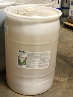 DDDS LEMON - 30 GALLON DRUM