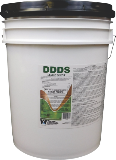 DDDS LEMON - 5 GALLON PAIL