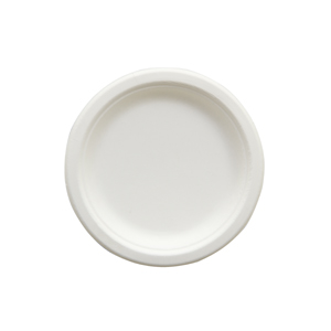 "PLATES 6"" EMPRESS EARTH HEAVY WEIGHT NATURAL BAGASSE 1000"