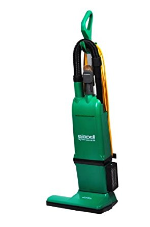 "VACUUM BISSELL UPRIGHT 15"" HEAVY DUTY WITH ON-BOOARD"