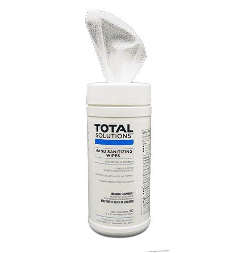 WIPES SANITIZING 70 COUNT (6 PER CASE)