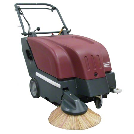 "SWEEPER 28"" WALK BEHIND BATTERY OPERATED CARPET / HARD"