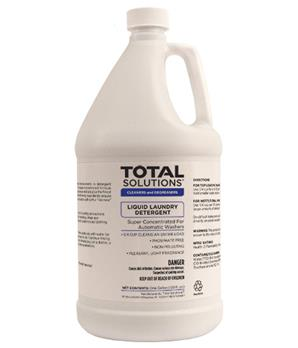 LAUNDRY DETERGENT LIQUID (4 GALLON CASE)