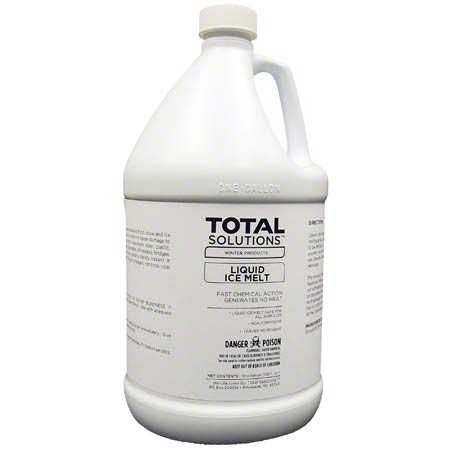 LIQUID ICE MELT (4 GALLON CASE)