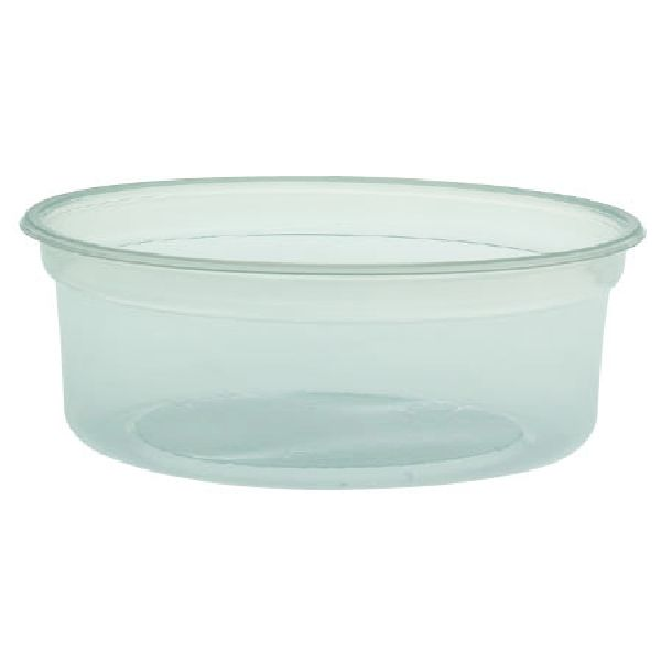CONTAINER FOOD 8 OZ MICRO GOURMET 500 PER CASE