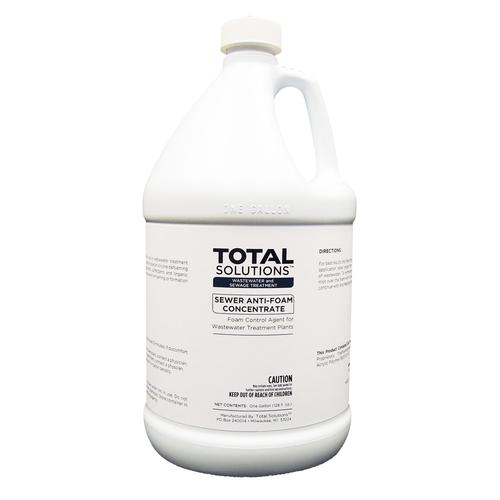 SEWER ANTI-FOAM CONCENTRATE (4 GALLON CASE)