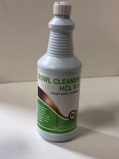 TOILET BOWL CLEANER TBC BOWL CLEANER HCL 9.5 (12 QUART