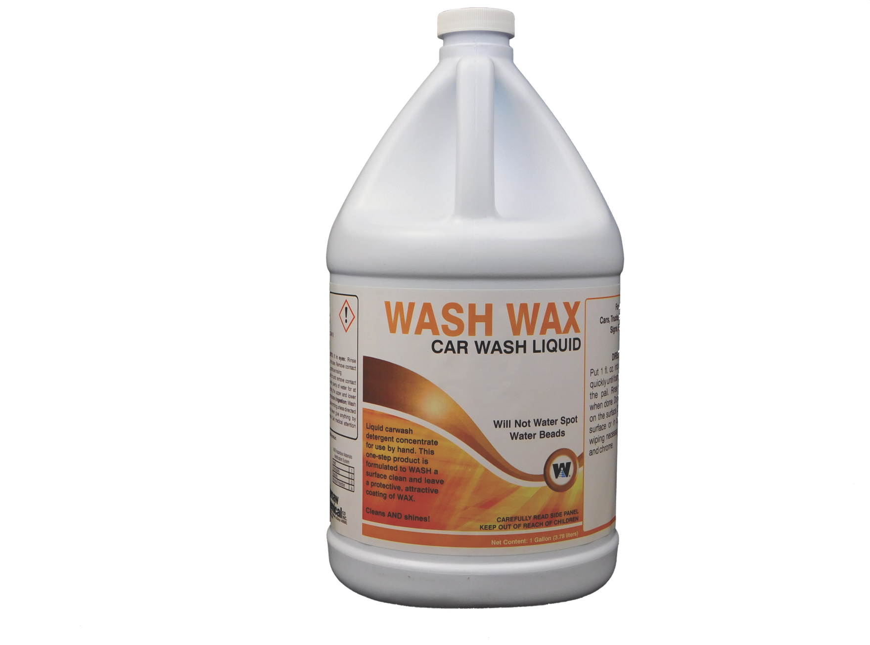 WASH N' WAX (4 GALLON CASE)