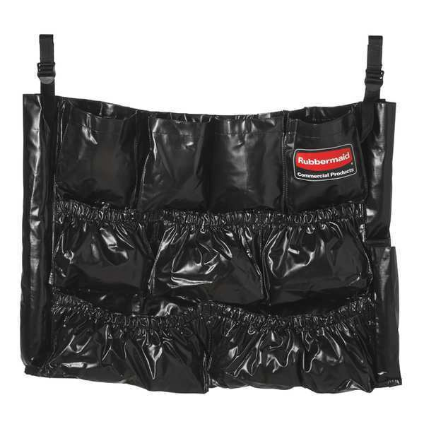 CADDY BAG BRUTE RUBBERMAID EXECUTIVE SERIES BLACK