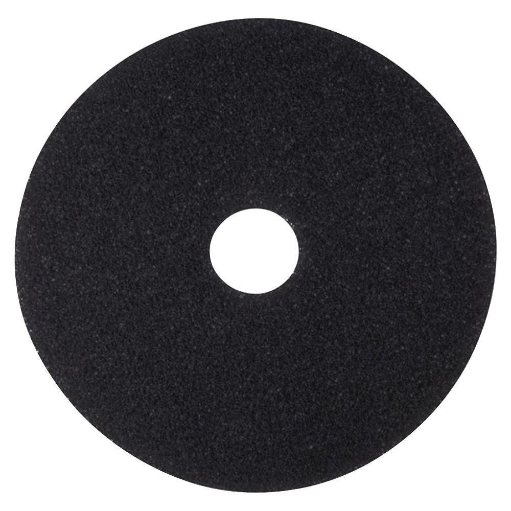 "PADS - BLACK 20"" STRIPPING (5 PER CASE) 10200"