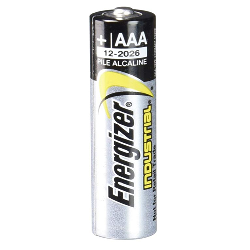 BATTERY AAA ENERGIZER INDUSTRIAL