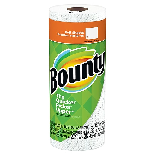 KITCHEN ROLL TOWEL  BOUNTY SELECT A SHEET 24 ROLLS OF 83