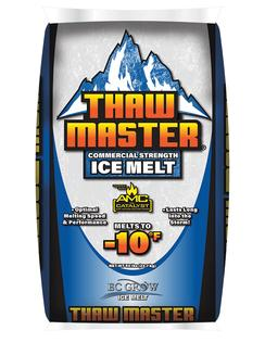 ICE MELT THAW MASTER ICE MELTER #50 BAG MELTS TO -10 F