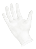 GLOVES VINYL POWDERED LARGE 100 PER BOX (10 BOXES PER